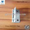 High quality hot selling stainless steel spring hinges