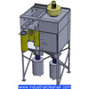 Vertical Cartridge Dust Collector