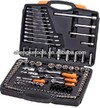 120 pcs Drive Socket and Ratchet Set 50bv30 socket set
