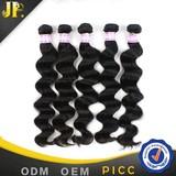 Full Cuticle Natural Brazilian Straight Wavy Hair Weave
