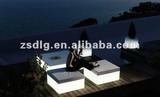 Outdoor decoration LED stool light/stool furniture