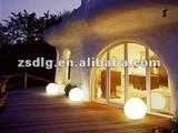 led garden shine ball outdoor ball light