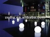 2012 new led pool ball floating light ball