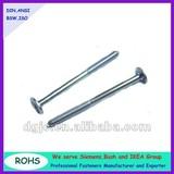carbon steel hex socket head machine screws