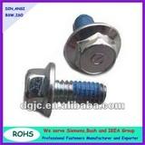 Hex Washer Head Thread-locking Screws