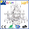 2014 High quality beautiful design chandeliers crystal modern pendant lamp