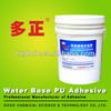 Water based polyurethane vacuum membrane glue HN-817W