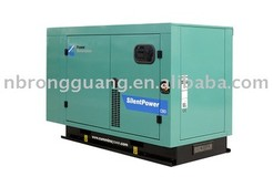 Cummins electric power diesel generator set 200kw RK220GF