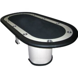 High Quality and CheapTexas Holdem Poker Table with Dealer Position