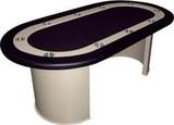 2014 New Design Texas Holdem Poker Table with Dealer Position