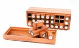 Brain Teaser Wooden Puzzle