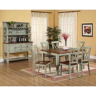 D072-REG Metal dining table folding dining table square dining table solid wood dining table