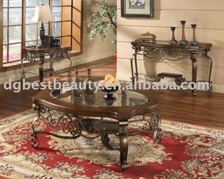 C008M metal coffee table base antique coffee table decorative coffee tables luxury coffee tables