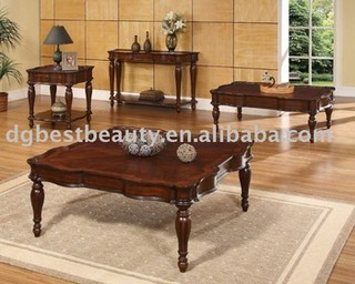 C014A-002 Solid wood coffee table antique american style coffee table solid birch wood coffee tables modern coffee table