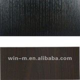 Self-adhesive PVC smart film black for furniture