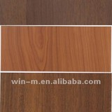 PVC deco sheet for furnitures,self-adhensive PVC wooden sheet