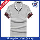 2014 OEM 100% Cotton Custom Polo T Shirt Manufacturer China