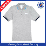Custom 100% Cotton Polo Design Wholesale Guangzhou