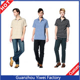 Hot Sale Custom 100% Polyester Plain Polo T Shirt Wholesale For Men