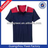Bulk Pique High Quality Polo Cotton T-Shirt Apparel 2014