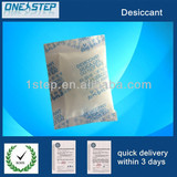 type A white desiccant bag in pcb