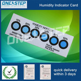 reversible humidity indicator card in ic