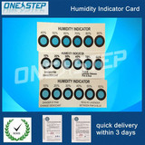 moisture proof humidity indicator card in ic