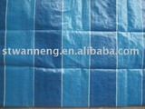 color stripe tarpaulin