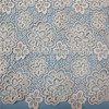 New design african guipure lace fabric