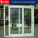 standard painting aluminum sliding window details parts