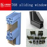 768A new design Aluminium Sliding Window
