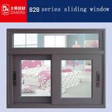 standard color painting aluminum sliding window system