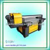 YH1313 UV Flatbed Printer Glass Printer 1300*1300MM 1440dpi Leather UV Printer