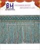 curtain tassel fringe plastic beads tassel beaded knitted tassel