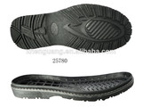 new fashion comfort tpr man clear soles for shoes