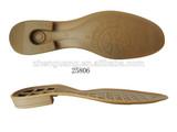 Fashion cozy flexible tpr lady soles for shoe making