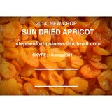 2014 NEW HARVEST XINJIANG DRIED APRICOT