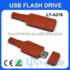 Plastic OEM usb flash drive