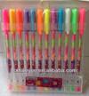 2013 new item 8806 colorful gel pen