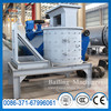Vertical combination crusher
