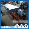 gold mining equipment with gold carpet shaking table