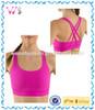 Women fashion desgin sports bra hot yoga wear