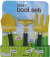 children garden tools set