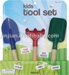 kid garden tools set