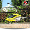 3channel battery powered remote control helicopter with amazing crash-withstand