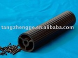 plastic cable duct tube electricity profil