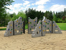 2014Best selling toys ,outdoor playground rock climber for children