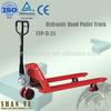 2014 SHANYE 2500kg hydraulic Hand Pallet Truck SYP-II-25
