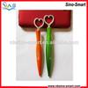 Valentine's Day Ballpoint Pen/ Fancy Plastic Ballpoint Pen