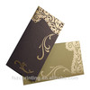 Affordable Muslim Wedding Cards -----HW092
